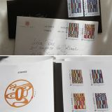 "Timbres ""STRIPES"""